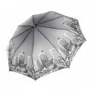 Зонт женский автоматический Pasio 119-9 (Серый)