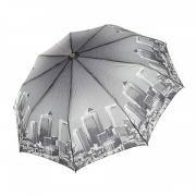 Зонт женский полуавтомат Pasio 120-6 (Серый)
