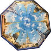 Складной зонт «Летний Санкт-Петербург» (полуавтомат)