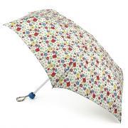 Зонт складной женский механический Fulton L768-2952 белый