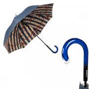 Зонт-трость Baldinini 49-LA синий