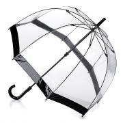 L041-01 Black (Черный) Зонт женский трость Fulton