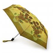 Зонт складной женский механический Fulton L794-2348 желтый