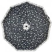 Зонт женский полуавтоматический Pasio 870-2 (Черно-белый)