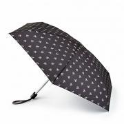 Зонт складной женский механический Fulton L501-4123 черный