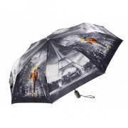Зонт женский автоматический Tulips 001-4 (Серый)