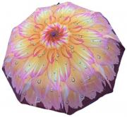 Женский зонт автомат Popular разноцветный AM060301