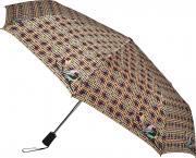 Зонт складной женский автоматический Henry Backer Q2105 желтый