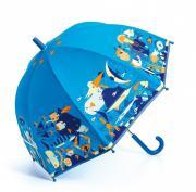 Детский зонтик Djeco Морской мир 68 см