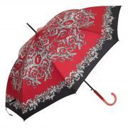 Оригинальный красный женский зонт трость Ferre 300-LA Design red