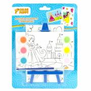 Набор роспись по холсту Color Puppy Принцессы 2 холста 95312