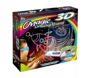 3D планшет для детей Magic Drawing Board (Ракета)