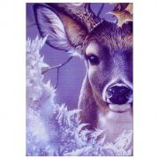 Алмазная мозаика «Первый мороз» 20 x 29 см, 23 цветов