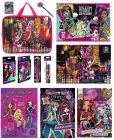 Набор канцтоваров Monster High для творчества или дет.сада, 14 предметов