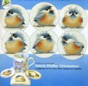 Heritage Подстаканники круглые с птичками, 6 шт. 696-CRCH
