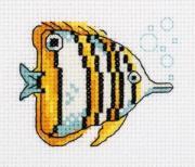Кларт Рыба-бабочка 8-459