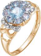Золотые кольца Ювелирные Традиции K122-3906T