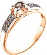 Золотые кольца Vesna jewelry 1489-156-09-00