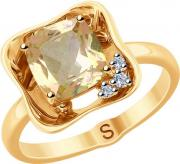 Золотые кольца SOKOLOV 6014089_s