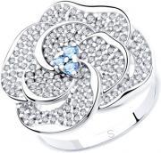 Серебряные кольца SOKOLOV 94012997_s