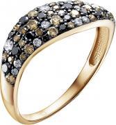 Золотые кольца Vesna jewelry 11144-156-178-00