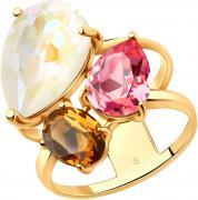 Серебряные кольца SOKOLOV 93010827_s