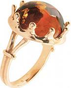 Серебряные кольца Балтийское золото 51162055-bz