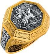 Серебряные кольца Акимов 108.043