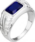 Серебряные кольца Серебро России K-2063R108-61358