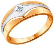 Золотые кольца SOKOLOV 1011531_s