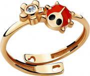 Серебряные кольца Aquamarine 67535A-S-g-a
