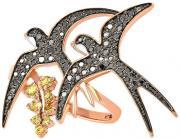 Золотые кольца Kabarovsky 1-0444-1100