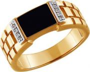 Золотые кольца SOKOLOV 015072_s