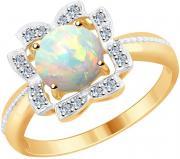 Золотые кольца SOKOLOV 6014061_s
