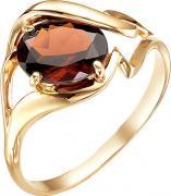 Золотые кольца Ювелирные Традиции K120-2359GR