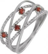 Серебряные кольца Национальное Достояние S1-396-nd