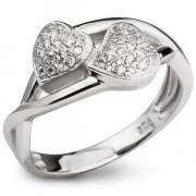 Серебряное кольцо Sandara с фианитами IMR1123