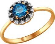 Золотые кольца SOKOLOV 714077_s