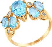 Золотые кольца SOKOLOV 714990_s