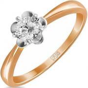Кольцо женское Лукас-Голд R01-Z-59372-Z р.19