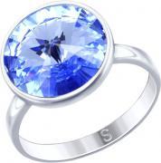 Серебряные кольца SOKOLOV 94012606_s