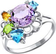 Серебряные кольца SOKOLOV 92010359_s