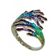 Серебряное кольцо 32-024-01