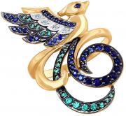 Золотые кольца SOKOLOV 6012087_s