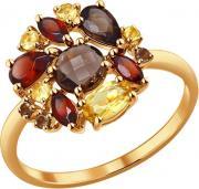 Золотые кольца SOKOLOV 714195_s