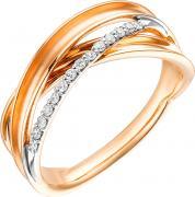 Золотые кольца Алькор 13495-A00
