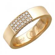 Золотые кольца Эстет 01O610074