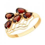 Золотые кольца SOKOLOV 716035_s