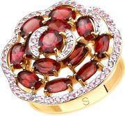 Золотые кольца SOKOLOV 715653_s