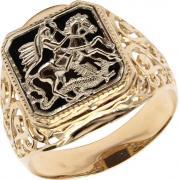 Золотые кольца Маршал KM-46/16-z-fianit
